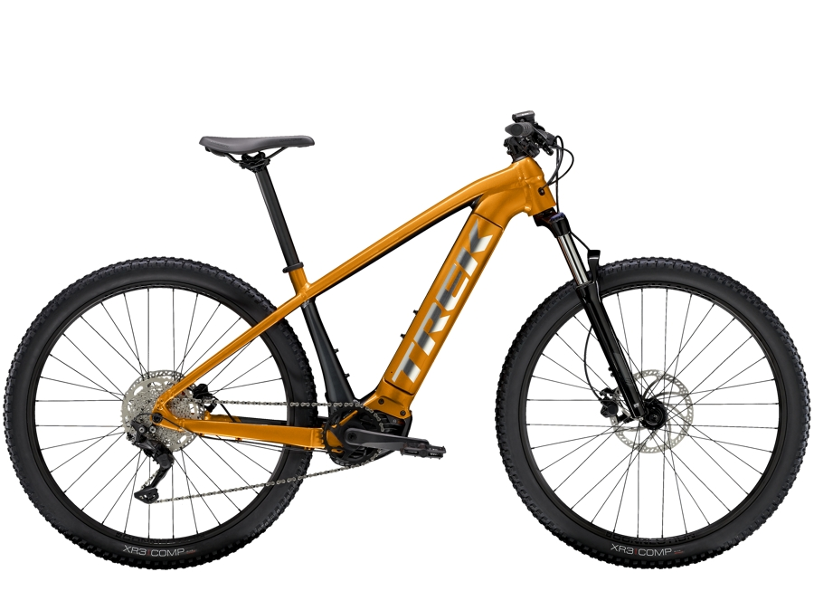 Trek Powerfly 4 625 M (29  wheel) Factory Orange/Lithium Grey