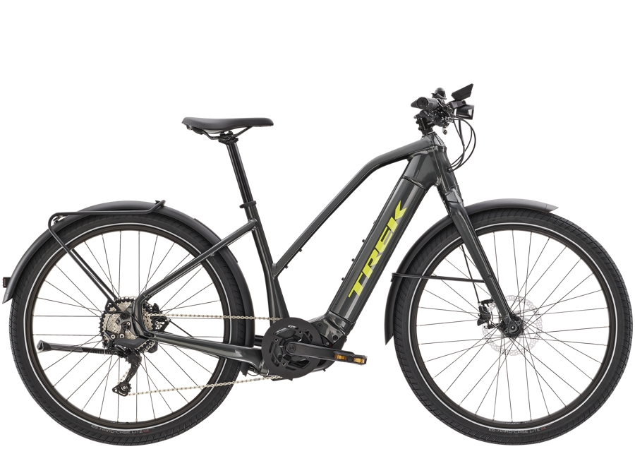 Trek Allant+ 8 Stagger L Lithium Grey