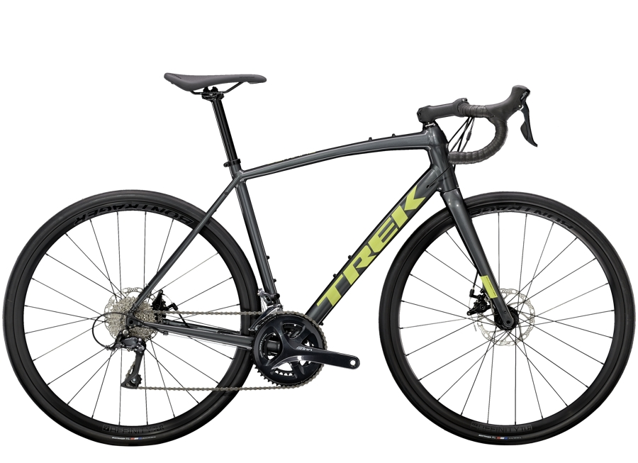 Trek Domane AL 3 Disc 61 Lithium Grey/Trek Black